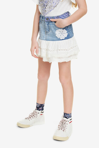 Denim Skirt Calella