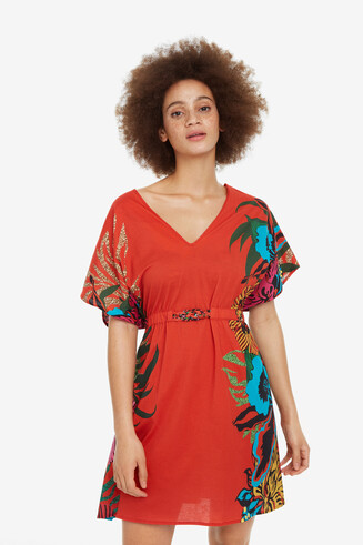 Floral Beach Dress Valeria