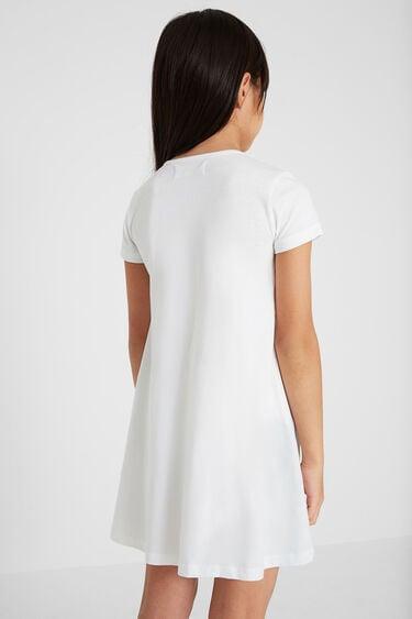 Cotton T-shirt dress | Desigual
