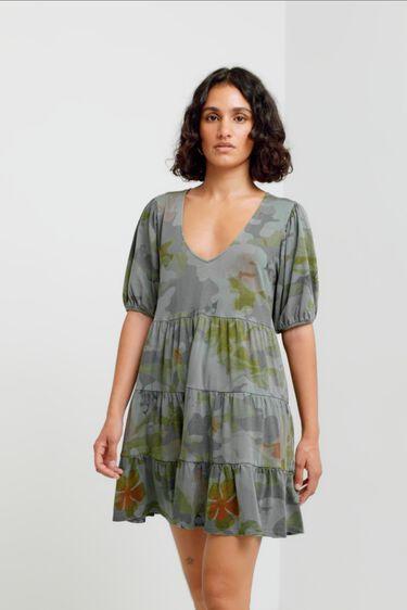 Vestito corto loose | Desigual