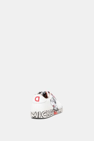 Sabatilles il·lustració Mickey Mouse | Desigual