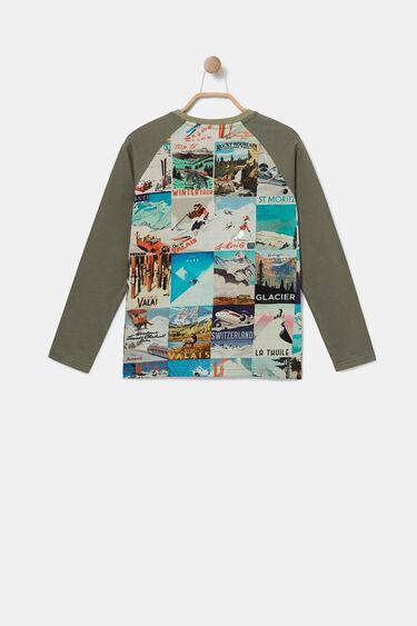 Shirt Postkarten 100% Baumwolle | Desigual
