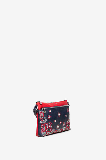 Crossbody bag embroideries | Desigual