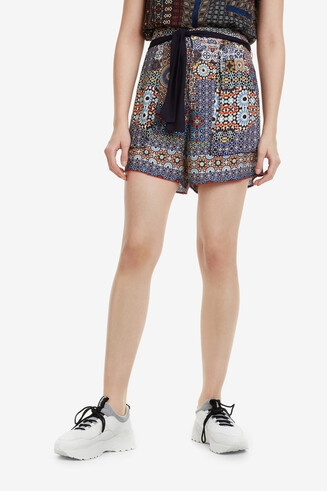 Shorts Patchwork Shasa
