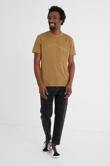 Shield T-Shirt | Desigual