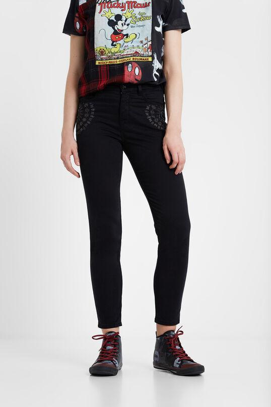 Pantalons skinny denim | Desigual
