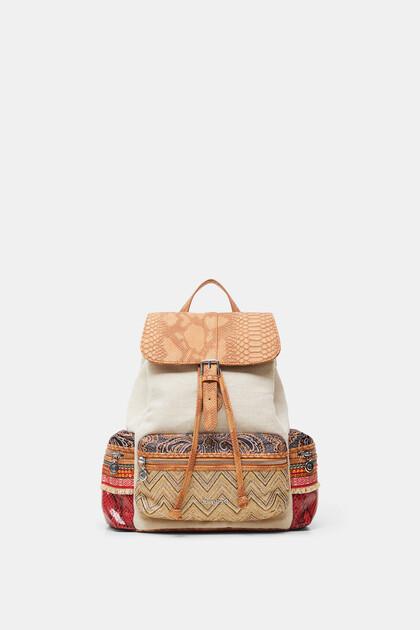 Backpack boho patch