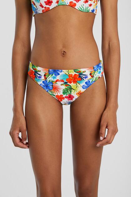 Slip bikini hawaiani