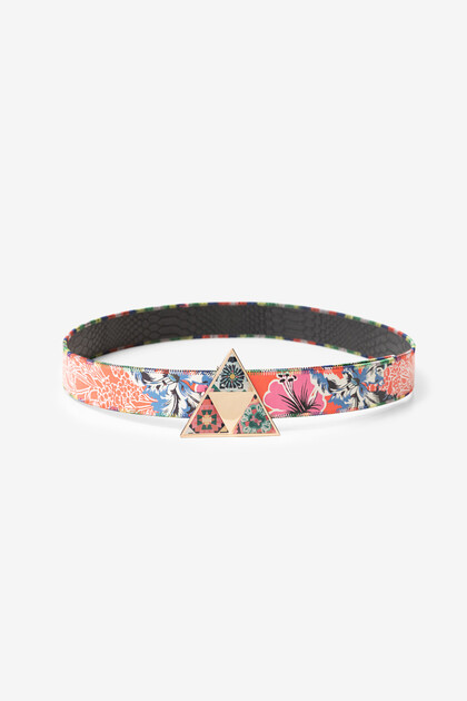 Reversible tropical belt