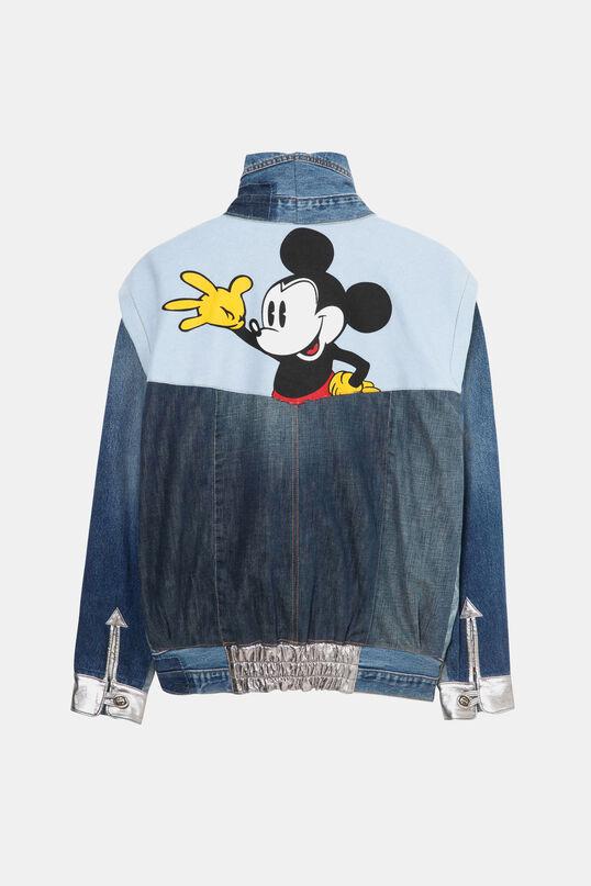 The Iconic Jacket Mickey Blue | Desigual