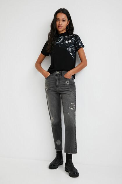 T-shirt manches courtes astrologie