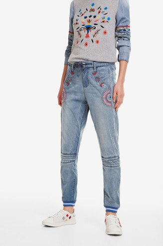Jeans im Loose-Fit Apolo