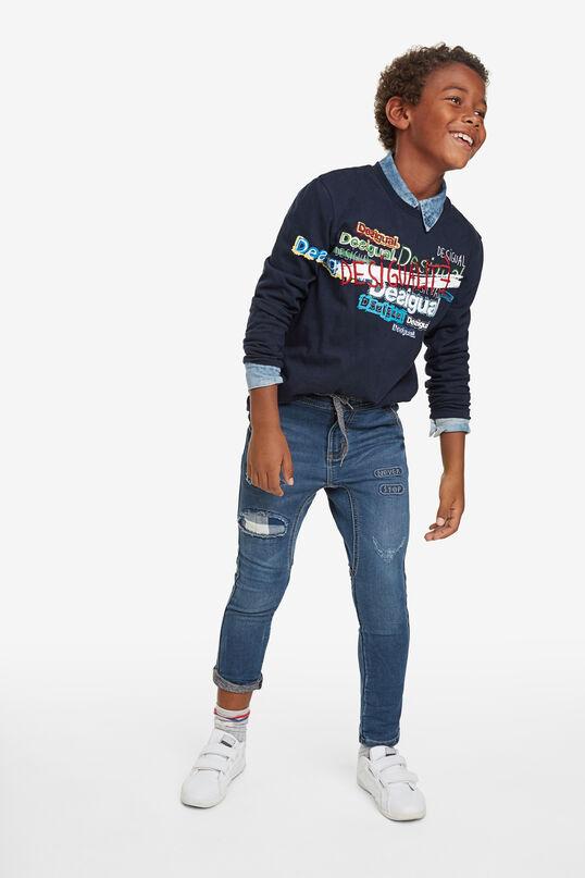 Patches Jeans | Desigual