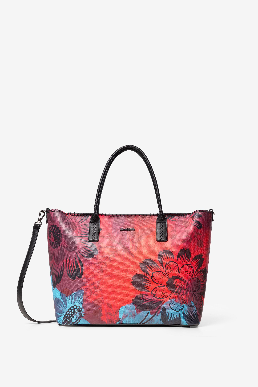 Shopping Bag mit Reißverschluss