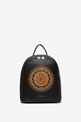 Mini backpack African mandala