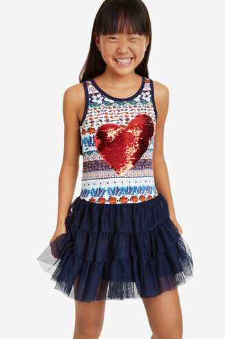 Dress Heart Bridgerport