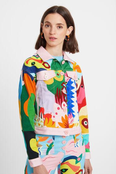 Multicolour jacket | Desigual