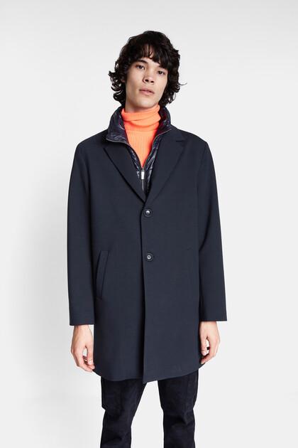 Abric jaqueta interior