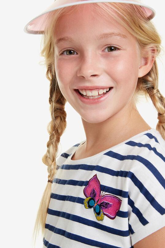 Sailor Stripe T-shirt Manitoba | Desigual