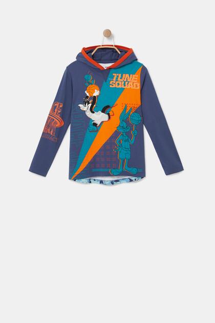 T-shirt capuche illustration Bugs Bunny