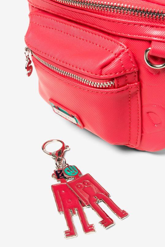 Logomania relief bum bag | Desigual