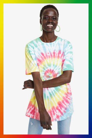 No-gender LGBTIQ Pride T-shirt | Desigual