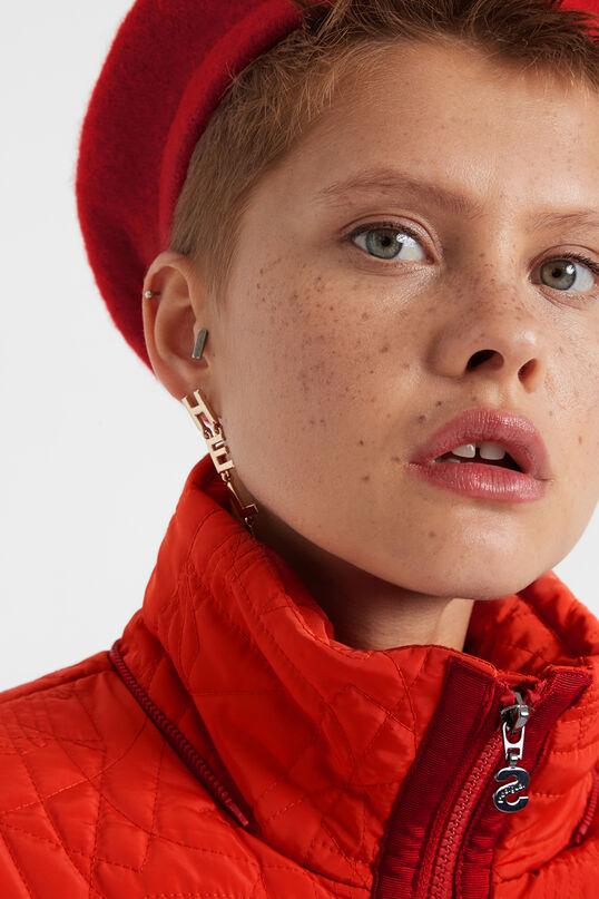 Jaqueta enconxada coll extraïble | Desigual