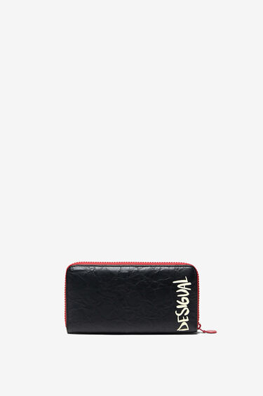Moneder rectangular more love | Desigual