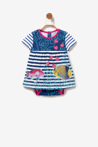 2f854f947 Baby Clothing for Girls (3 - 24 months) | Desigual.com