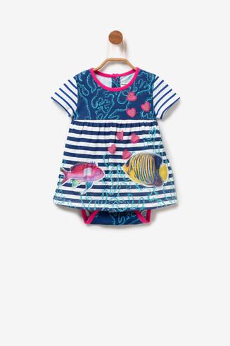 Baby Dress with Bodysuit