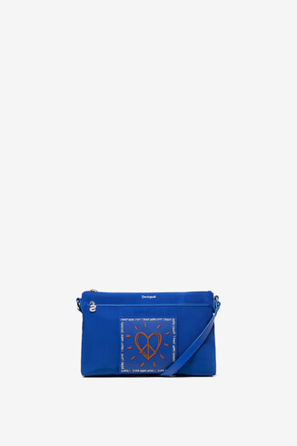 Blue Bag with Heart Durban