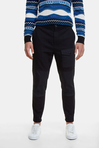 Pantalon sweat-shirt athleisure