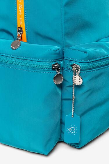 Rucksack mit Herz und Schlüsselanhänger | Desigual