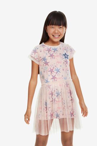 Kleid Sternenmix Rincmonf