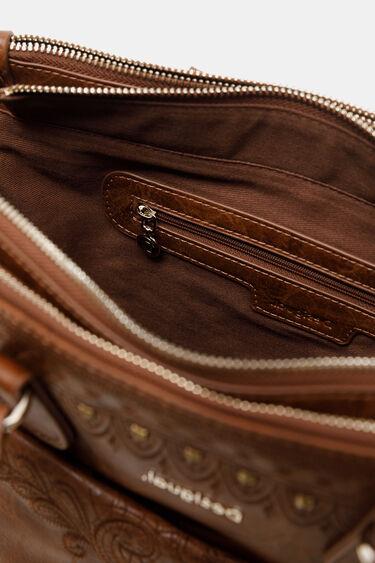 刺繍&スタッズ バッグ | Desigual