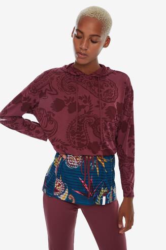 HWM rayon sweatshirt