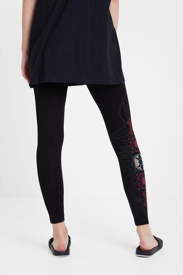 Floral print leggings | Desigual