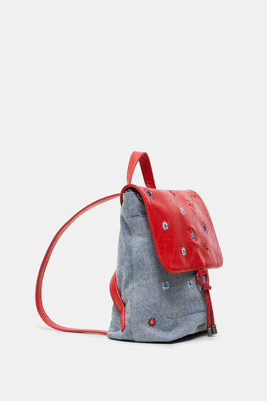 Canvas backpack mandalas | Desigual