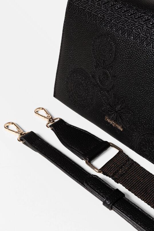 Double handle sling bag | Desigual