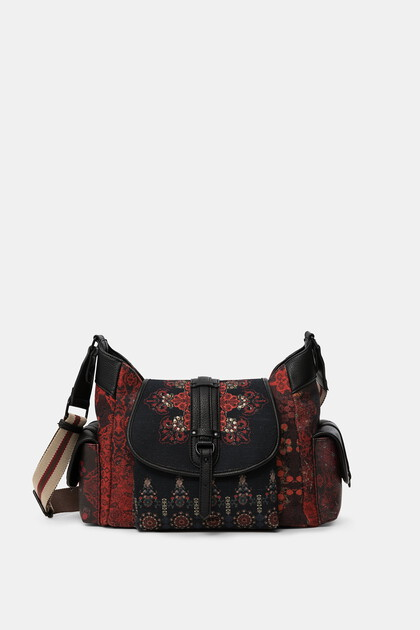 Bolso patch indonesio