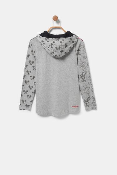 Printed T-shirt hood | Desigual