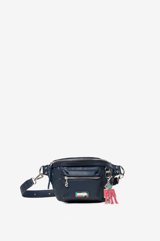 Logomania relief bum bag | Desigual