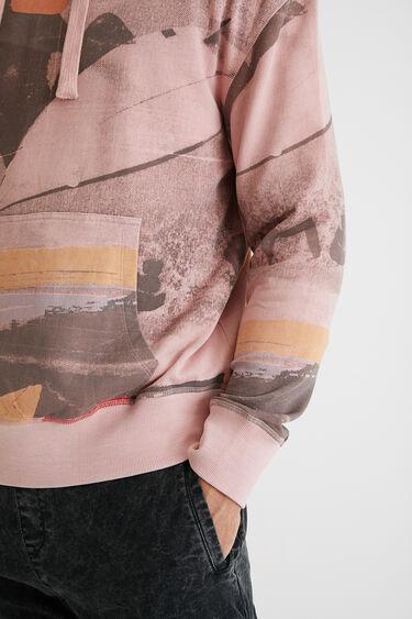 Sweatshirt felpa surf | Desigual