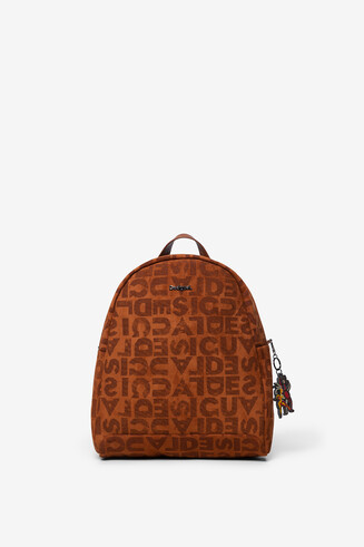 Logomania backpack
