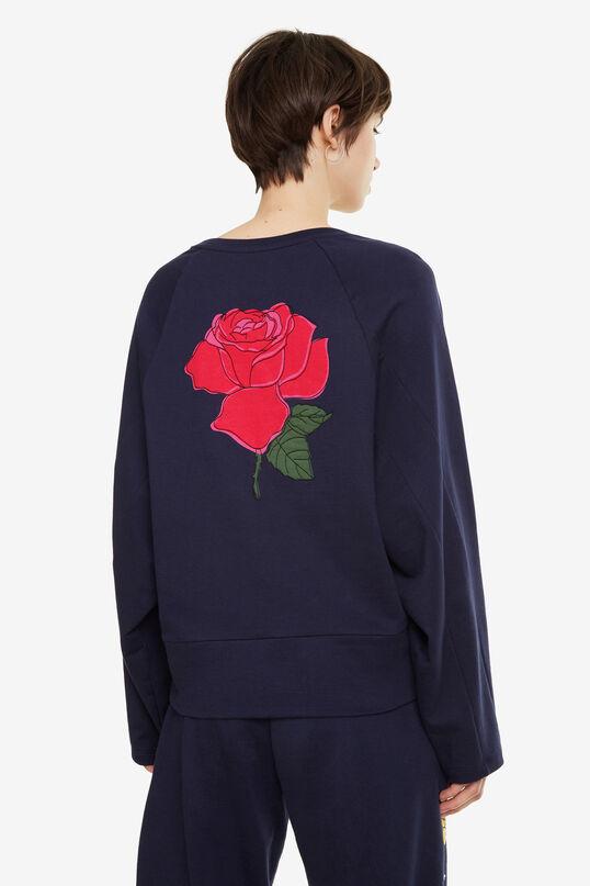 Mermaids Heart Sweatshirt Serene   Desigual