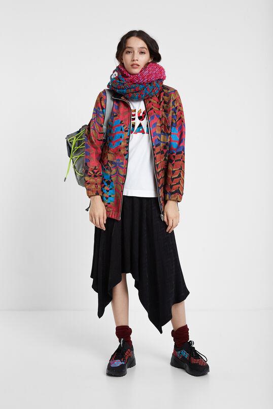 Jaqueta oversize butxaques | Desigual