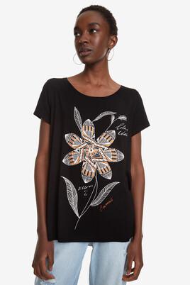 Floral T-shirt Apaches