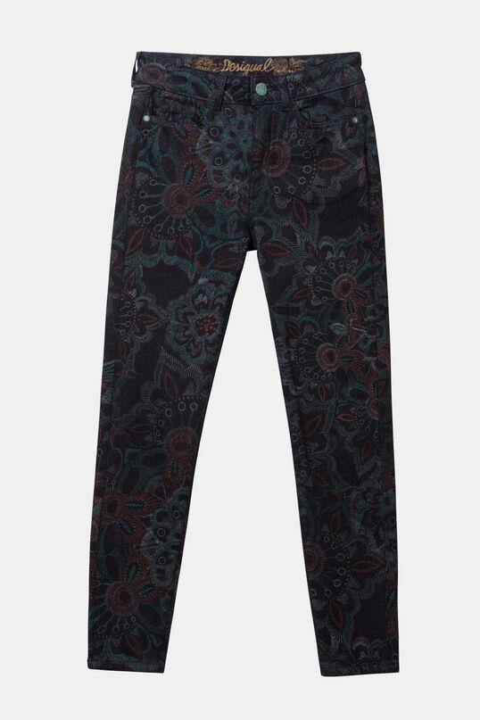 Pantalon imprimé Mimi   Desigual
