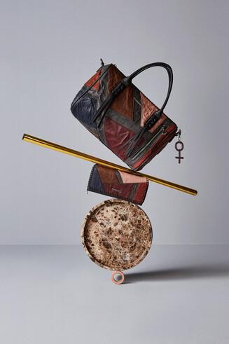 Conjunto bolso y monedero