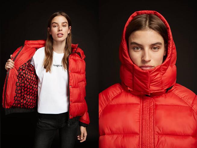 Ecoalf padded jacket
